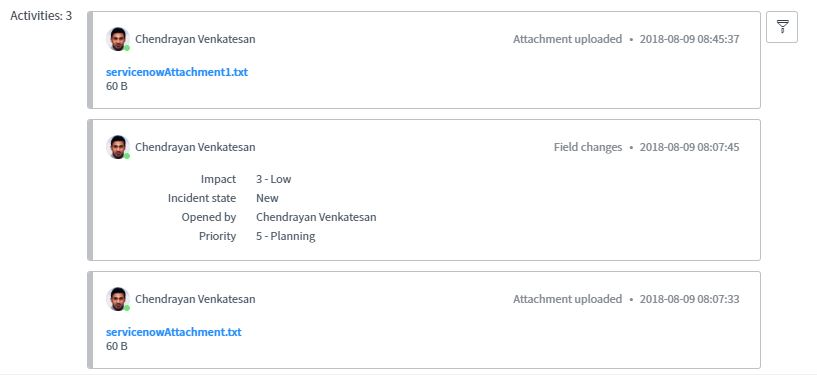 Download servicenow Incident attachment using PowerShell